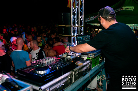 International Bears Sitges Week 2015 DJ Konig