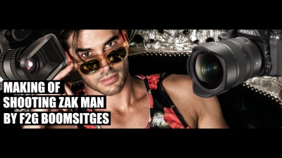Making-of Shooting ZAK Man by F2G