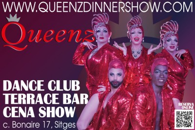Queenz Dinner Show verano 2017