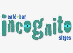 INCOGNITO CAFE BAR Sitges logo