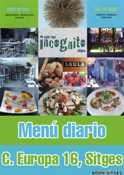 INCOGNITO CAFE BAR Sitges