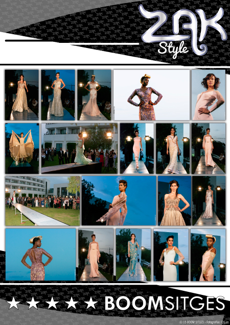 Desfile ZAK Woman