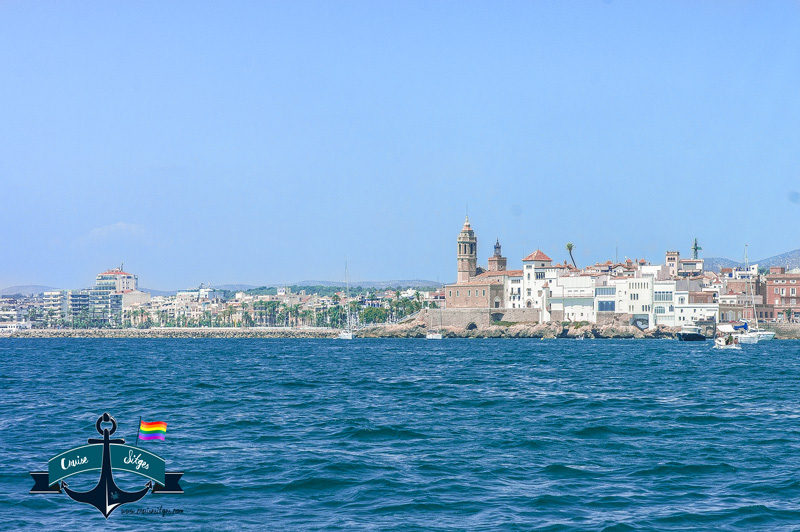 Cruceros gay friendly por la costa de Sitges - Cruise Sitges, Sitges