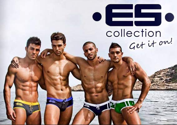 ES Collection SWIMWEAR - Franc , Sitges