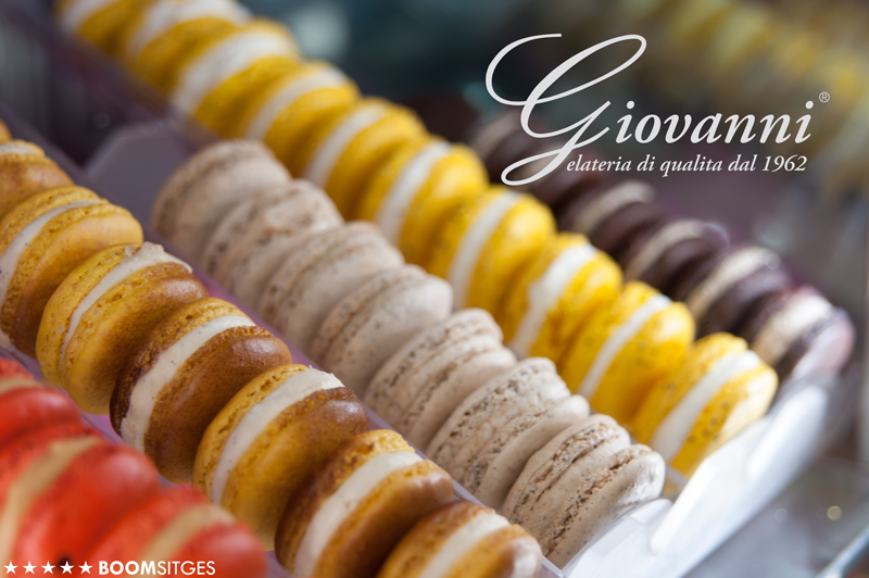 Macarons Giovanni Sitges - Giovanni Gelateria, Sitges