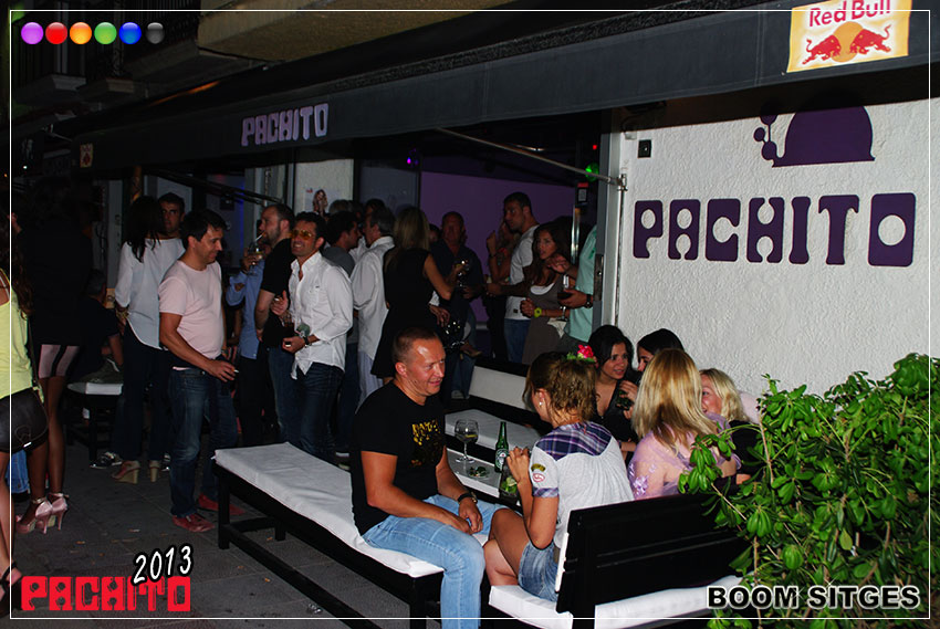 Pachito Sitges - Pachito Sitges, Sitges