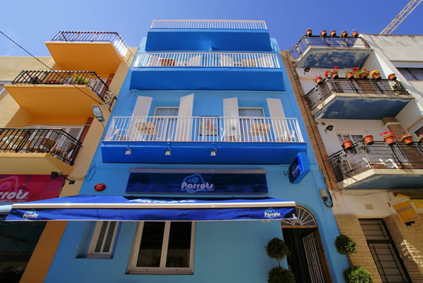 Parrots Hotel Gay Hotel Sitges Sitges