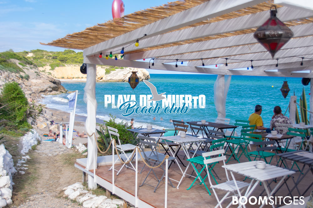 Playa del Muerto Beach Club - Playa del Muerto Beach Club, Sitges