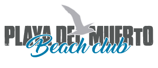 Playa del Muerto Beach Club Sitges logo