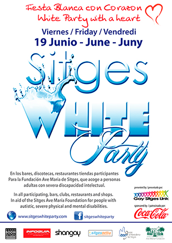 Sitges White Party 2015
