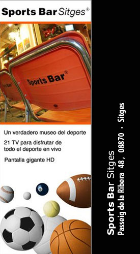 Sports Bar Sitges Sitges