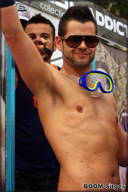 Sitges Gay Pride: FAN SITE : 2017 Gay Pride 8th - 12th