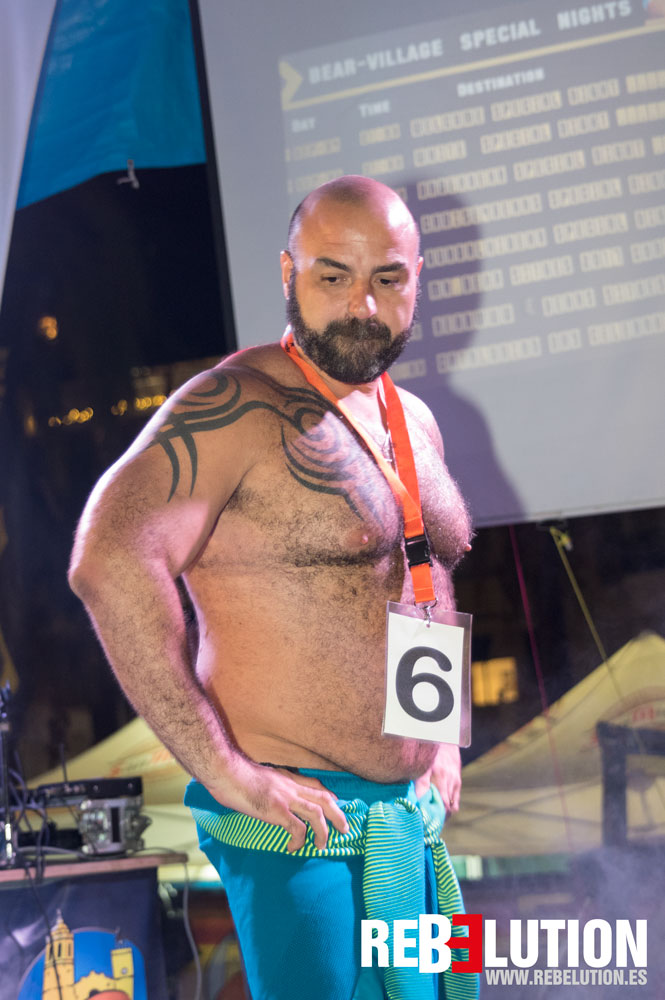 Fotos Bears Sitges Week 2017