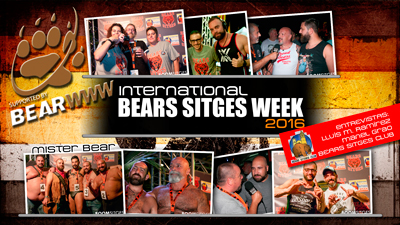 International Bears Sitges Week 2016