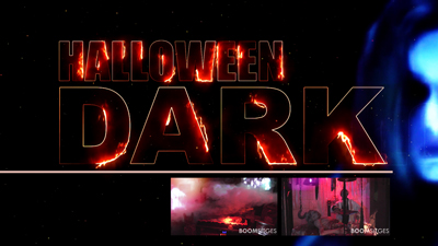 Halloween Dark Sitges Bar 2016