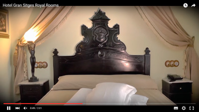 Hotel Gran Sitges Royal Rooms