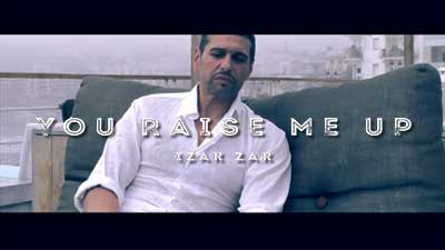 Izak Zak. Videclip de presentación You Raise Me Up